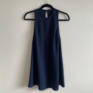 American Apparel Navy Blue Dress LIKE NEW